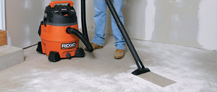 building construction cleaning